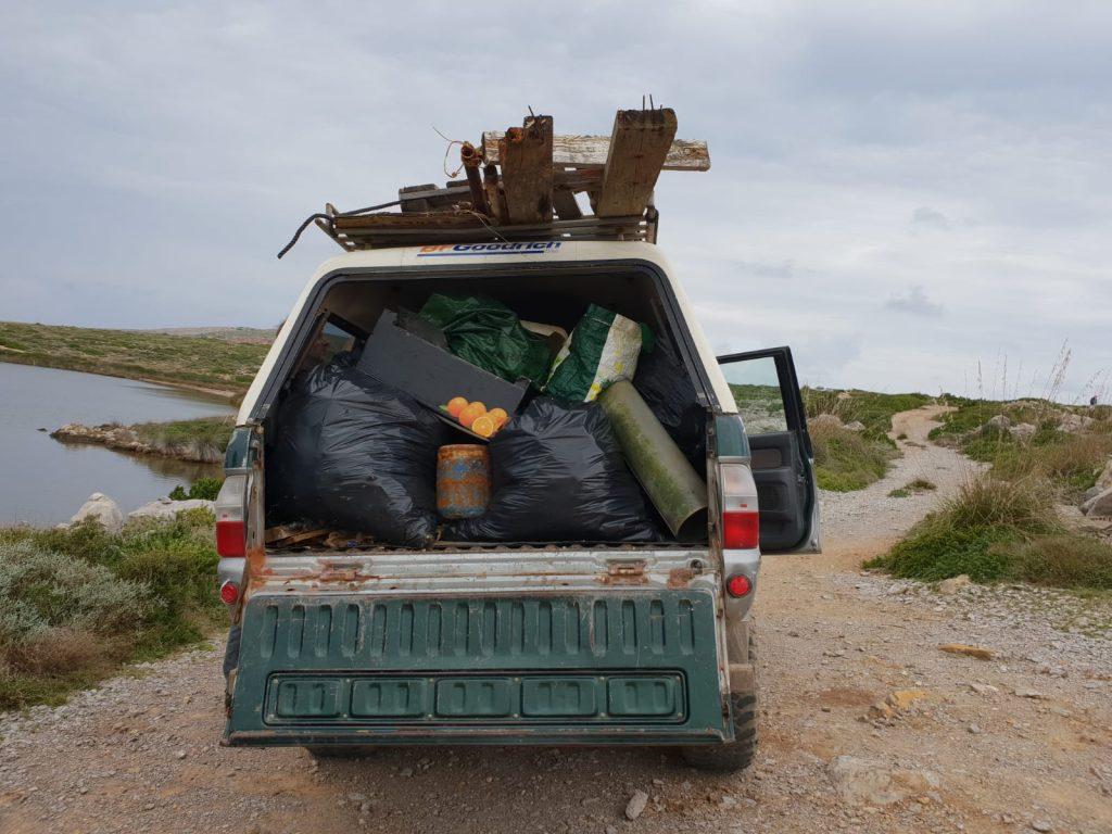 Menorca Beach clean