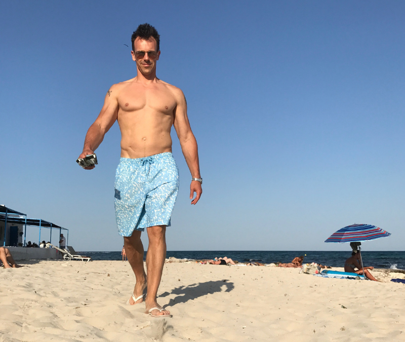 How to keep in shape whilst holidaying this summer